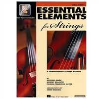 Essential Elements for Strings, for Viola