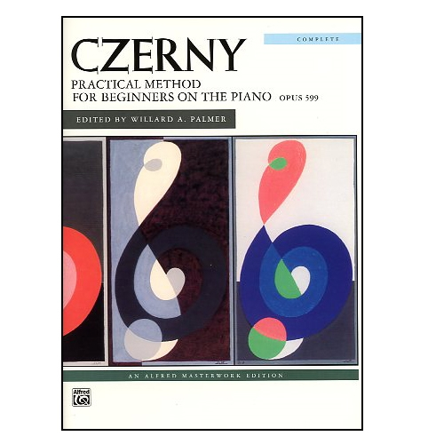 Czerny Method for Beginners on the Piano Opus 599