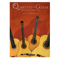 Quartets for Guitar - David Crittenden