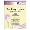 Ten Easy Hymns for Viola and Piano / Organ