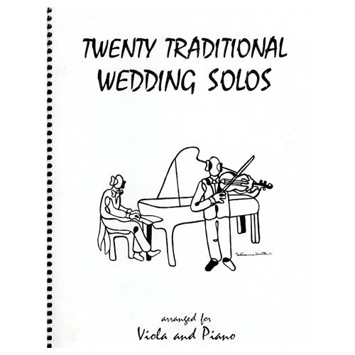 Twenty Traditional Wedding Solos