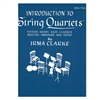 Introduction to String Quartets, Book Two - Irma Clarke