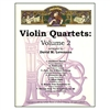 Violin Quartets, Volume 2 - Levenson