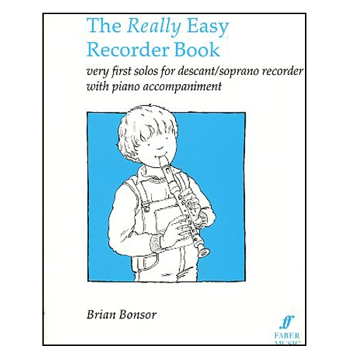 The Really Easy Recorder Book - Bonsor
