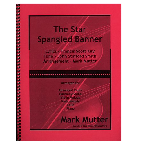 The Star Spangled Banner - Arranged by Mark Mutter