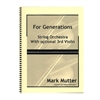 For Generation - Mark Mutter
