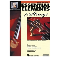 Essential Elements for Double Bass Book 1