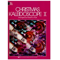 Christmas Kaleidoscope - Volume 2 - Score