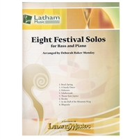 Eight Festival Solos for Bass