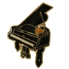 Deluxe Piano Award Pin