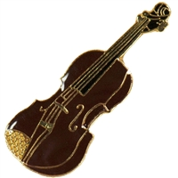 Deluxe Violin / Viola Award Pin