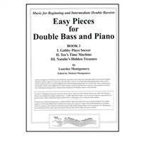 Easy Pieces for Double Bass and Piano Book 1