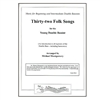 Thirty-two Folk Songs for the Young Double Bassist