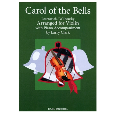 Carol of the Bells for Violin (Christmas)