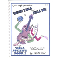Viola Activity Book 1 - Kendra Law