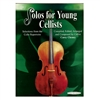 Solos for Young Cellists, Volume 3 (sheet music) - Carey Cheney