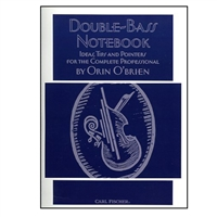 Double-Bass Notebook