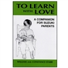 To Learn With Love - William and Constance Starr