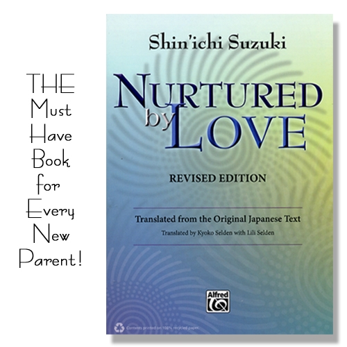 Nurtured by Love Paperback Translated from the Original Japanese Text Suzuki,
