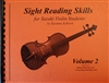 Sight Reading Skills for Suzuki Violin Students Vol. 2