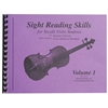 Sight Reading Skills For Suzuki VIOLA students. Vol. 1 By Suzanne Schreck