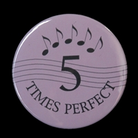 I Played It 5 Times Perfect Button