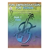 Fun Improvisation for Violin, Book 1 and CD - Alice Kay Kanack