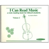 I Can Read Music, Cello Volume 2 - Joanne Martin