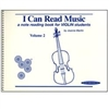 I Can Read Music, Violin Volume 2 - Joanne Martin