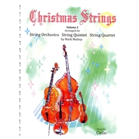 Christmas Strings Volume 2, Cello - Mark Multop
