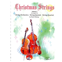 Christmas Strings Volume 2, Violin1 - Mark Multop