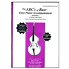 ABC's of Bass Book 2 Piano Accompaniment - Rhoda / Cleary