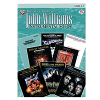 The Very Best Of John Williams For Tenor Sax