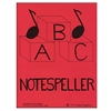 ABC Notespeller, Book 1 - Evelyn Avsharian