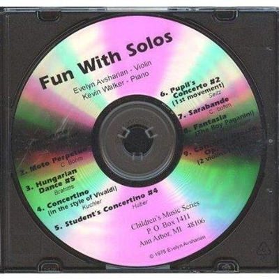 Fun with Solos CD