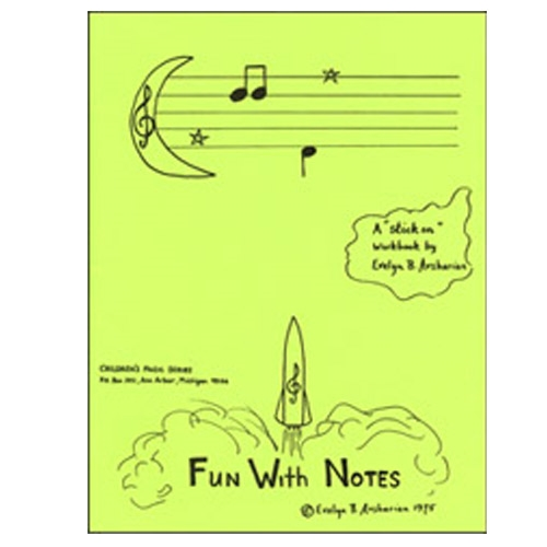 Fun With Notes - Evelyn Avsharian