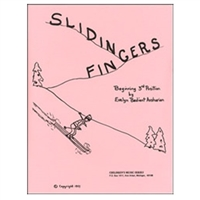 Sliding Fingers - Evelyn Avsharian