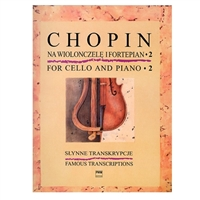 Chopin for Cello and Piano, Book 2