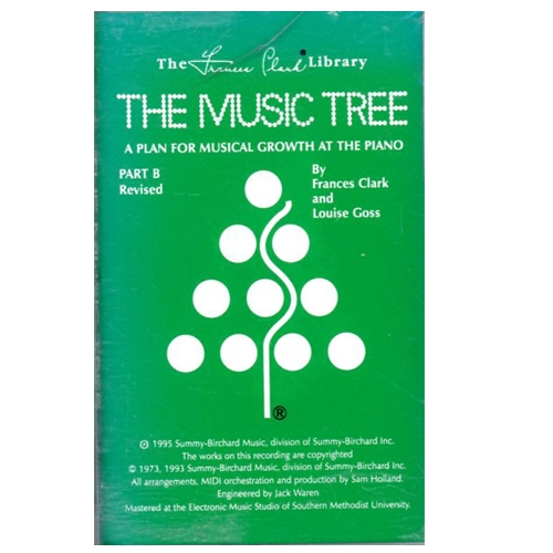 The Music Tree Part B Revised Cassette