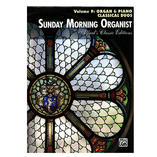 Sunday Morning Organist volume 9