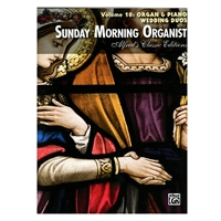 Sunday Morning Organist Volume 10