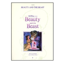 "Disney's ""Beauty and the Beast"" for Flute"