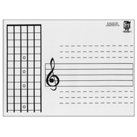 Guitar-Treble Clef Insert