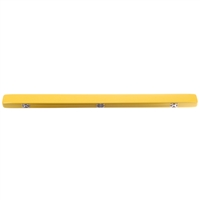 Bobelock Fiberglass Single Bow Case in Yellow