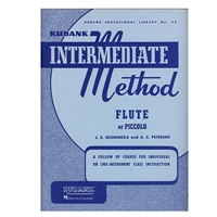 Rubank Intermediate Methods- Flute or Piccolo