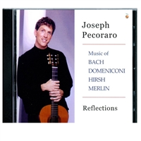 Joseph Pecoraro: Reflection CD