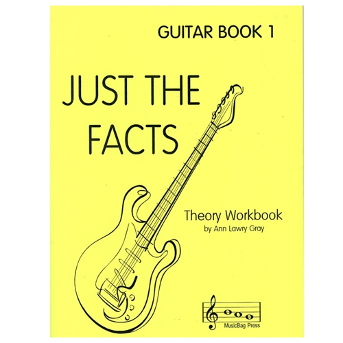 Just The Facts - Guitar book 1