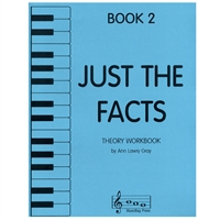 Just the Facts Book 2, Piano - Ann Lawry Gray