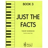 Just the Facts Book 3, Piano - Ann Lawry Gray