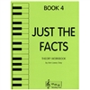 Just the Facts Book 4, Piano - Ann Lawry Gray